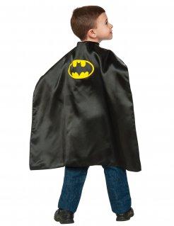 Batman™-Umhang für Kinder schwarz
