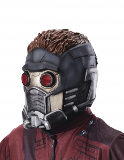 Star-Lord™-Maske Lizenzartikel Guardians of the Galaxy schwarz-grau