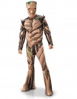 Groot™-Kostüm für Erwachsene Teenie-Groot Halloween-Kostüm braun
