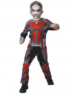 Ant-Man™ Kostüm für Kinder rot-schwarz-grau