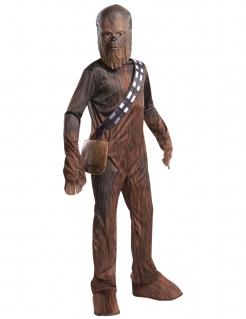 Chewbacca™-Kostüm für Kinder Star Wars™ braun