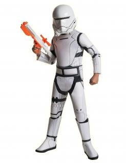 Flametrooper™-Kinderkostüm Star Wars™ weiss-schwarz