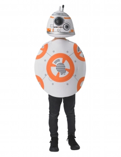 BB-8™-Kinderkostüm Star Wars™ weiss-orange
