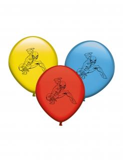Spider-Man™ Latexballons 8 Stück bunt 30 cm