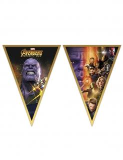 Avengers™-Girlande Infinity War bunt 230 x 25 cm
