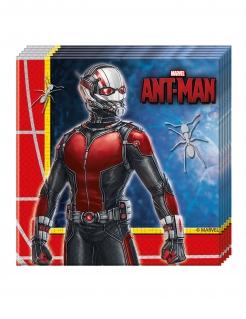 Ant-Man™ Papierservietten 20 Stück bunt 33 x 33 cm