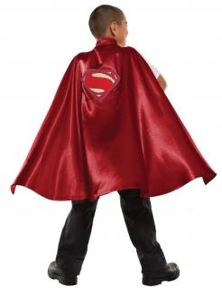 Superman™-Umhang für Kinder Deluxe Accessoire rot-gelb