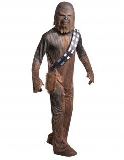 Chewbacca™-Kostüm Star Wars™ braun