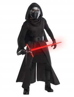 Kylo Ren™-Deluxekostüm Star Wars™ schwarz-silber