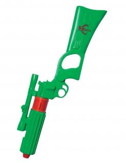 Boba Fett EE-3-Blastergewehr Kostüm-Accessoire grün-rot