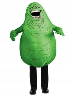 Slimer™Lizenzkostüm für Erwachsene grün-schwarz-weiss