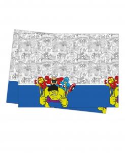 Avengers™-Tischdecke bunt 120 x 180 cm