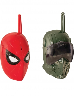 Spider-Man Homecoming™ Walkie Talkie-Set bunt