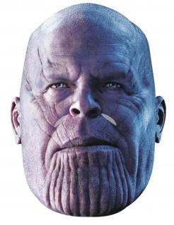 Thanos™-Pappmaske lila
