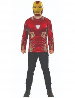 Iron Man™ Herrenkostüm rot-gelb