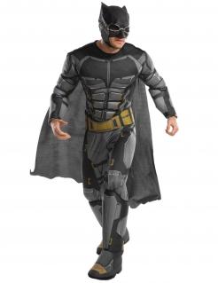 Deluxe Batman™-Lizenzkostüm für Herren schwarz-grau-gelb