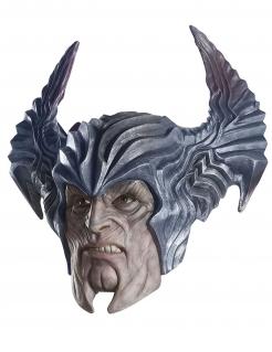 Steppenwolf™-Latexmaske für Erwachsene hautfarben-grau