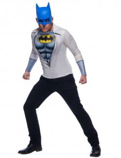 Batman™-Kostümset für Erwachsene 2-teilig bunt