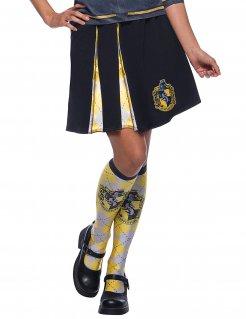 Hufflepuff-Damenrock schwarz-gelb-weiss