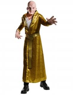 Oberster Anführer Snoke™ Lizenzkostüm gold-weiss-hautfarben
