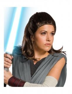 Rey™-Perücke für Damen The Last Jedi™ braun