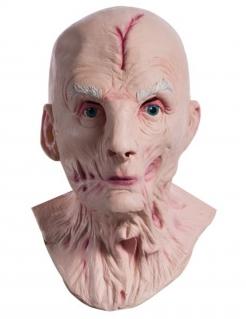 Oberster Anführer Snoke™-Maske Star Wars™ hautfarben-rot