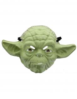 Yoda™- Maske für Erwachsene Star Wars™ grün-grau