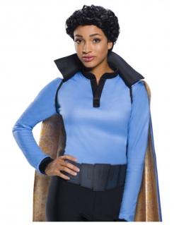Lando Calrissian Perücke für ERwachsene Star Wars™ schwarz