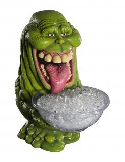 Slimer™-Bonbonhalter Partydeko grün-weiss-rot
