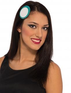 Iron Man™-Haarspange für Damen blau-weiss