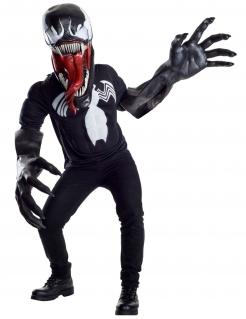 Venom™-Herrenkostüm schwarz-weiss-rot