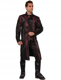 Deluxe Hawkeye™-Herrenkostüm schwarz-rot