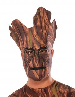 Groot™-Stoffmaske für Erwachsene braun-grün