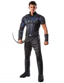 Hawkeye™-Lizenzkostüm für Herren grau-blau-schwarz