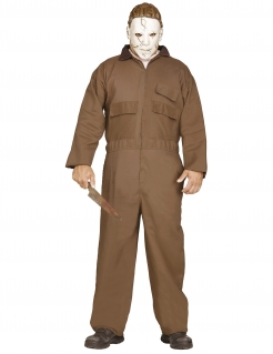 Michael Myers™ Kostüm für Erwachsene braun-weiss
