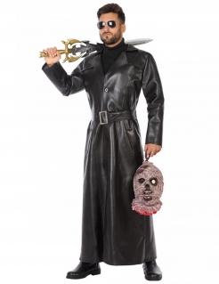 Vampir-Mörder-Kostüm für Herren schwarz