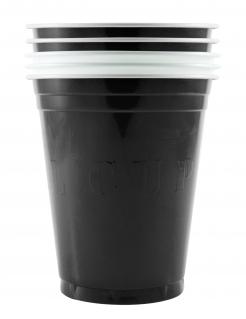 Venom™-Partybecher Original Cup 20 Stück schwarz-weiss 530 ml