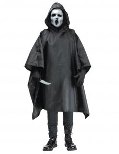 Scream™ TV-Serie Lizenzkostüm für Herren schwarz-weiss