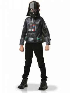 Darth Vader™-Lizenzkostüm für Kinder bunt