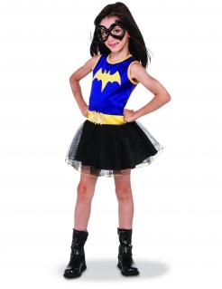 Batgirl™-Mädchenkostüm DC Super Hero Girls™ blau-gelb-schwarz