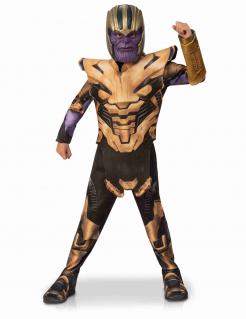 Thanos™-Kostüm für Jungen Avengers Endgame™ bronze-lila