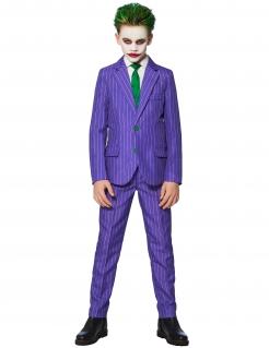 Mr. Joker™-Kostüm Suitmeister™ für Kinder lila-grün-schwarz