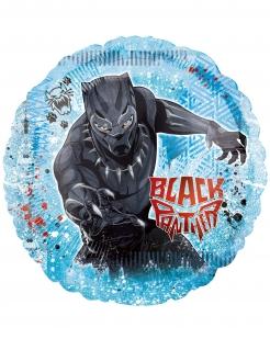 Black Panther™-Aluminiumballon bunt 71cm