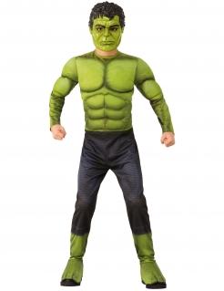 Hulk™-Kostüm für Kinder Avengers grün