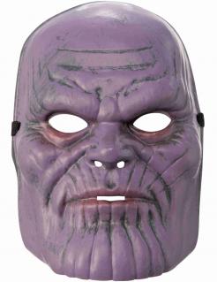 Thanos™-Maske für Kinder Avengers Endgame™ violett