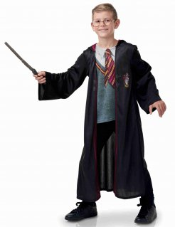 Harry Potter™ Kinderkostüm inklusive Zubehör bunt