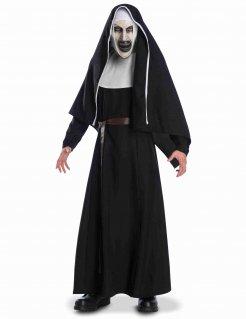 The Nun™-Kostüm Horror-Kostüm schwarz-weiss