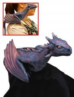 Game of Thrones™ Drogon Kostüm-Accessoire violett