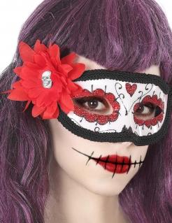 Dia de los Muertos Augenmaske für Erwachsene
