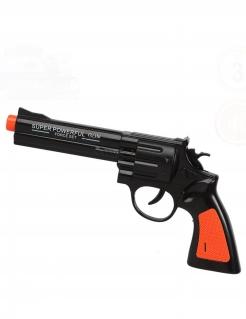 Spielzeug-Pistole mit Geräuschen Accessoire bunt